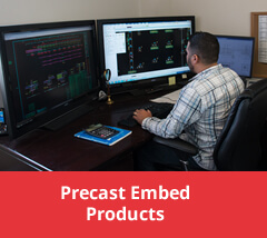Precast Embed Products